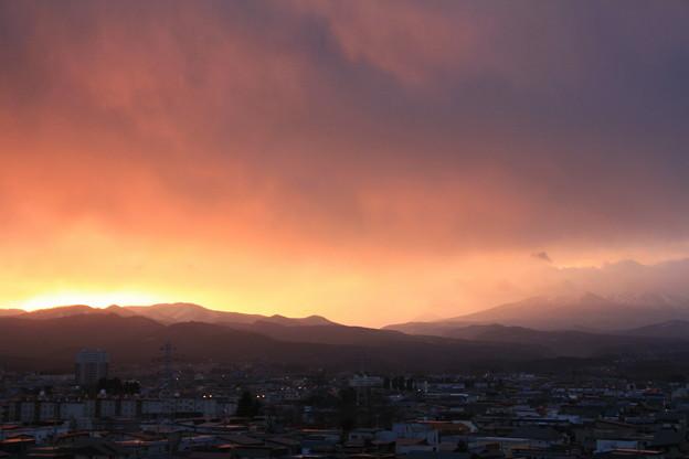 Photos: 夜明け02
