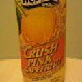 写真: 『カルピス社 Welch's ウェルチ クラッシュピンクグレープフルーツ』を飲...