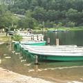 避暑地湯ノ湖の湖畔