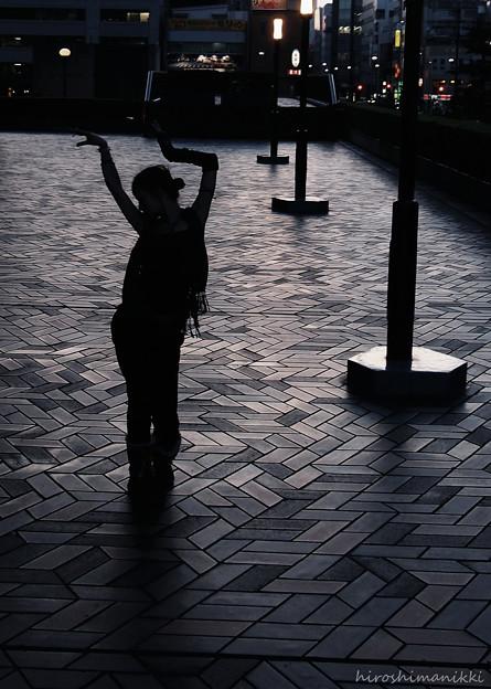 Dancing in the twilight