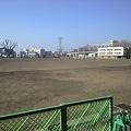 写真: 東京工業大学 大岡山団地 グランド