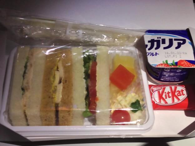 機内食パート2