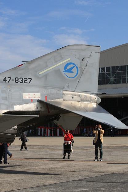 F-4EJ改 47-8327 飛行開発実験団 IMG_4263