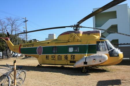 S-62 救難ヘリコプター 53-4775 IMG_9917