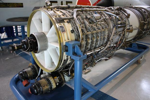 F-104J J79エンジン