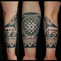 Photos: タトゥー 大阪 刺青 トライバル 民族模様 tattoo tribal タトゥースタジオ