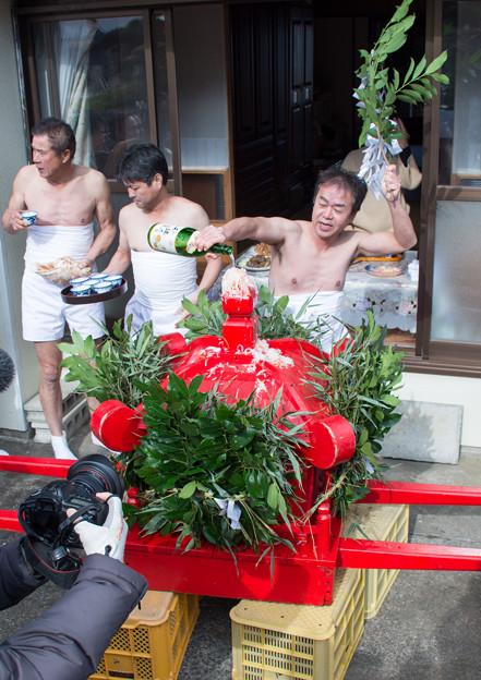 Photos: なます&お神酒