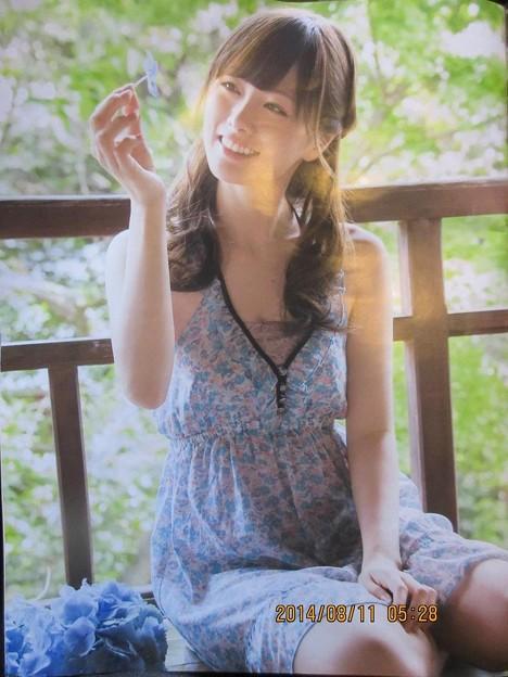 白石麻衣ちゃん 4