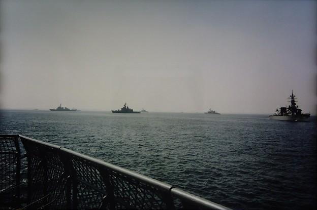 海自 創設50周年国際観艦式 2002(2)