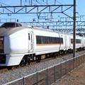 Photos: 3001M 651系宮オオOM203編成 7両