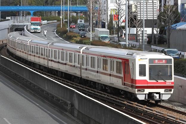 ***レ 北大阪急行8000系8006F 10両