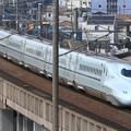 写真: 600A N700系幹クマR7編成 8両