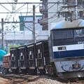 配6795レ EF210 136+コキ+ホキ+コキ+タキ