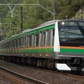 Photos: 1538E E233系横コツE67+E231系K40編成 15両