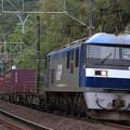 5080レ EF210 7+コキ
