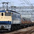 工9774レ EF65 1102+チキ