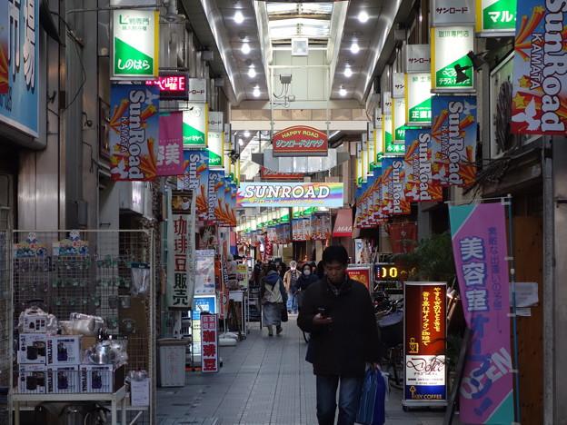 Photos: 西蒲田サンロード (大田区西蒲田)