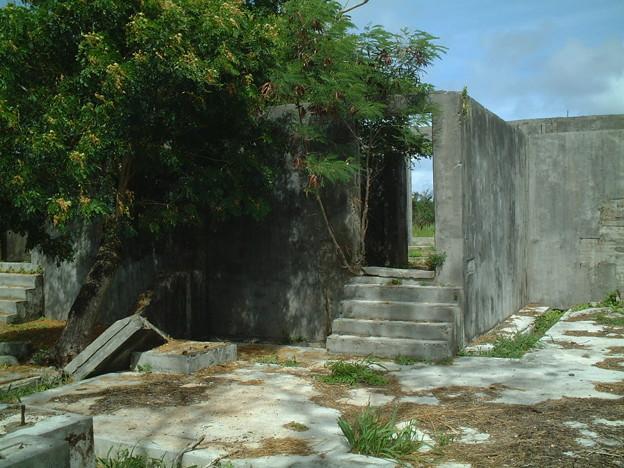 戦跡 サイパン島2