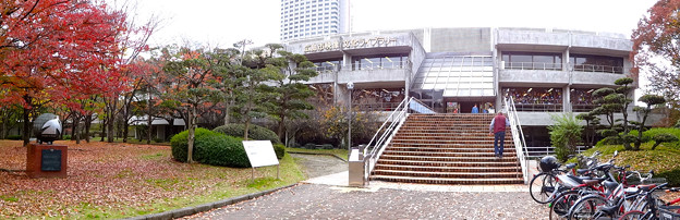 広島市映像文化ライブラリー 広島市立中央図書館 広島市中区基町