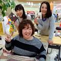 Photos: まりちゃんヽ(・∀・)ノMebius 7th single Baton リリースイベント フジグラン広島 2F ウッドコート特設会場 2015年12月20日