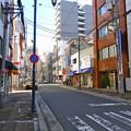 Photos: 京橋通り 西国街道 広島市南区京橋町