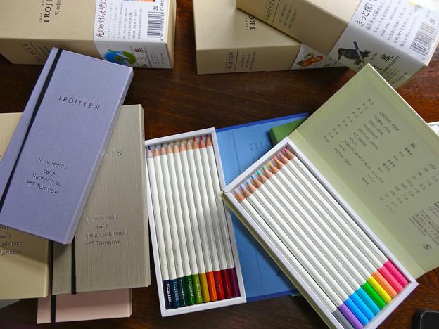 色辞典 IROJITEN 90 colorpencils トンボ鉛筆 Tombow