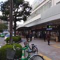 広島駅南口 広島東郵便局方向 広島市南区松原町