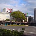 広島駅 Hiroshima station 広島市南区松原町 城北通り 駅前通り 広島駅前