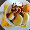 洋麺食堂 BONBON ランチ デザート 広島市中区大手町3丁目