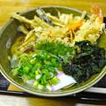 Photos: 睦月 天婦羅うどん tempura udon 呉市西中央5丁目