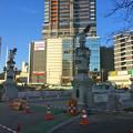 被爆70周年記念事業 猿猴橋復元工事 広島市南区的場町1丁目 2016年3月15日