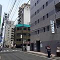 Photos: 島外科内科 Hiroshima Hypocenter atomic bomb disaster marker 広島市中区大手町1丁目