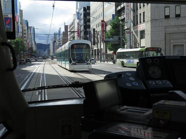 広島電鉄5107Bなう。