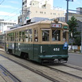 Photos: 広島電鉄652@広島電鉄本線鷹野橋電停。 HIROSHIMAの被爆から69年を...
