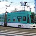 H5系な函館市電。