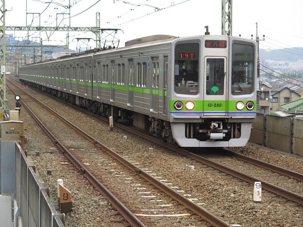10月10日は10号線の日 ちょっとレア物10‐280 @京王電鉄...