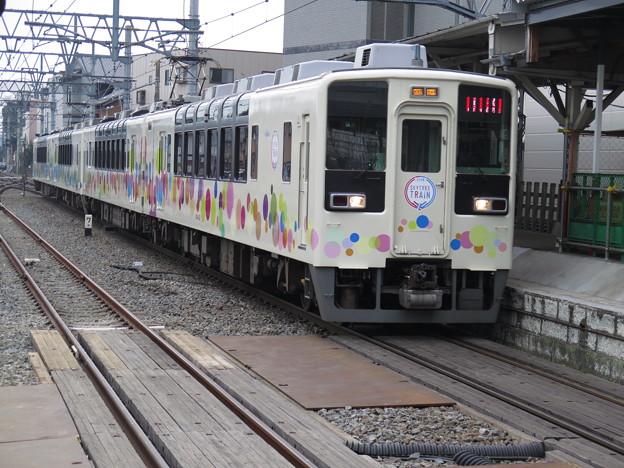 スカイツリーの、、、お・く・り・こ・み!?? @東武鉄道野田線 岩槻
