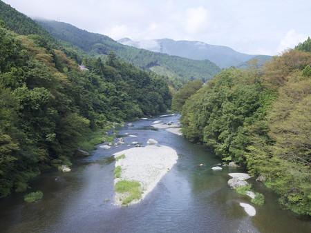 軍畑大橋の上から(2)