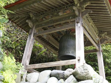 寒山寺の鐘撞き堂