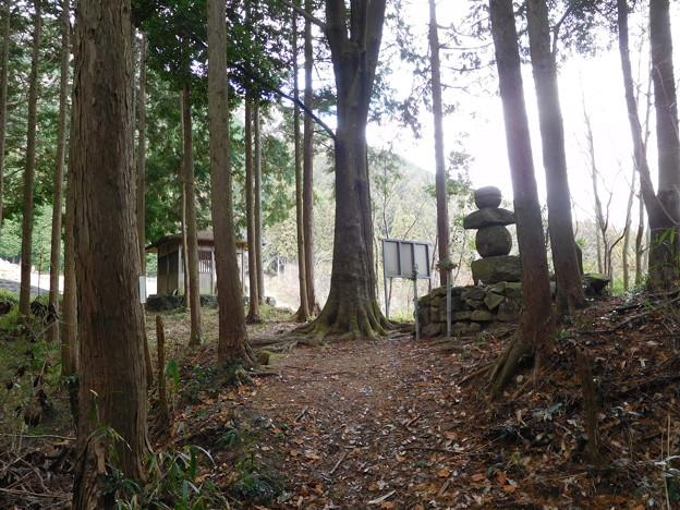 山部赤人墓 (4)