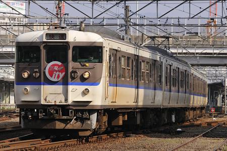 115系シティライナー L-19 (広セキ)