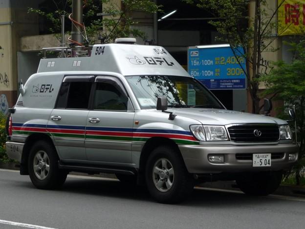546 日本テレビ 504