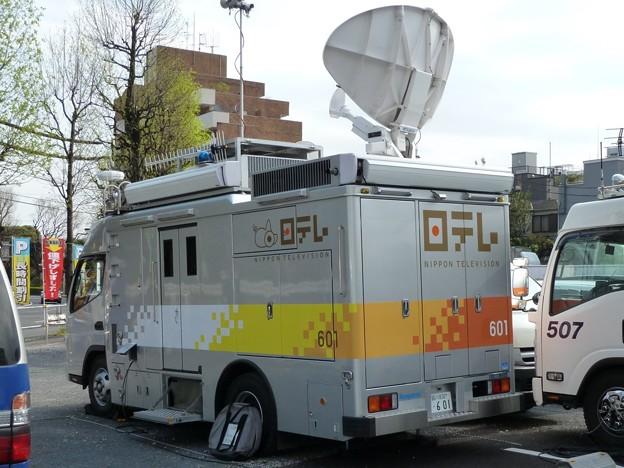 318 日本テレビ 601