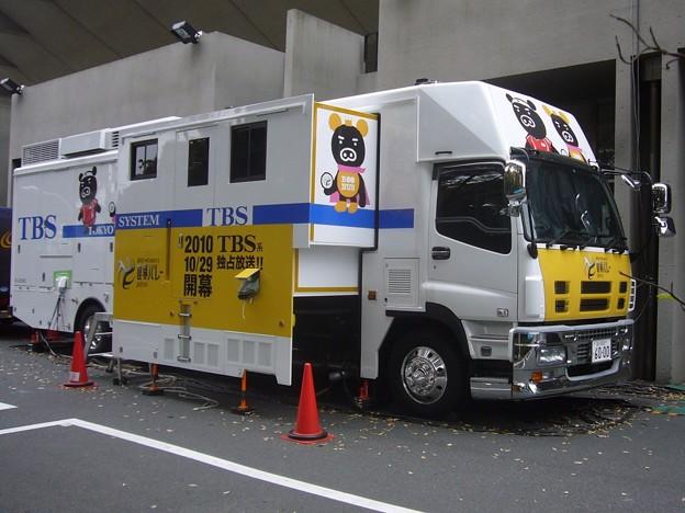 116 TBS R-ZERO(世界バレー)