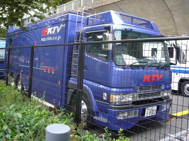 286 関西テレビ 音声中継車