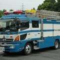 223 神奈川県警察 第一機動隊 救助工作車