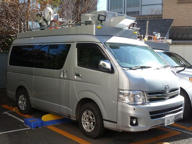 Photos: 556 日本テレビ 八王子支局?