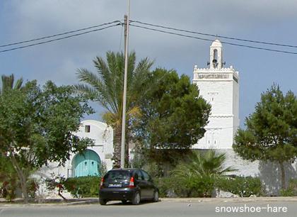 フームスークの外国人モスク