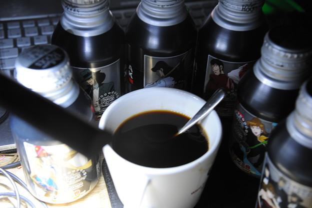 明け方のコーヒー