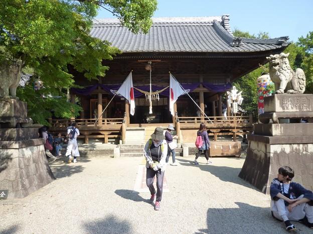 P1050245 大山緑地・春日神社(おまんと祭り会場)